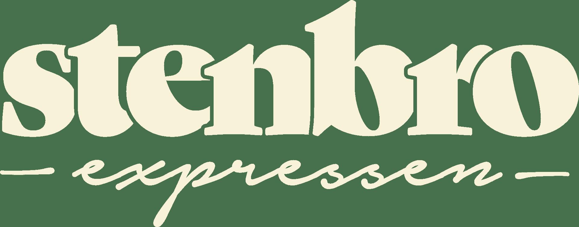 Stenbro Expressen logo